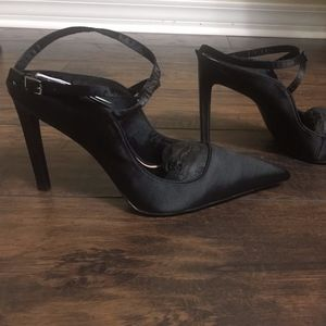 Zara Slingback High Heel Shoes Size 9